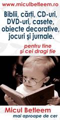 Libraria Micul Betleem Suceava